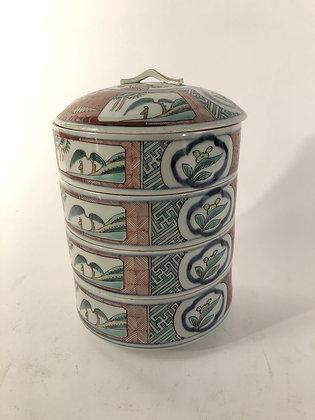 Ceramic Jubako [DW-J 224]