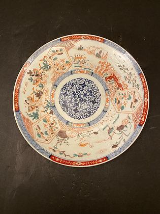 Big Imari Plate  [DW-P 1132]