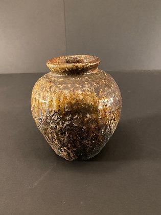 Shigaraki Tea Jar [H-V 1043]