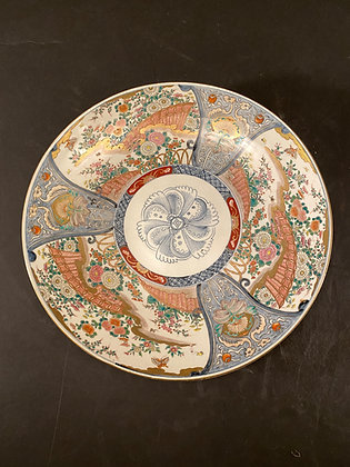 Imari Plate [DW-P 1003]