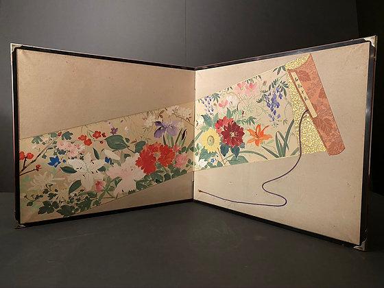 Flowers screen  [A-SC 1061]