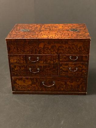 Sewing Box, Mulberry  [F - SB 1014]