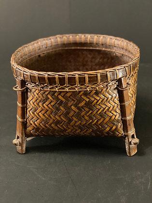 Mingei Basket  [H-BA 1135]
