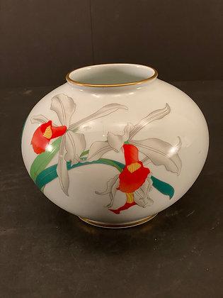 Kyoyaki Vase  [H-V 1196]