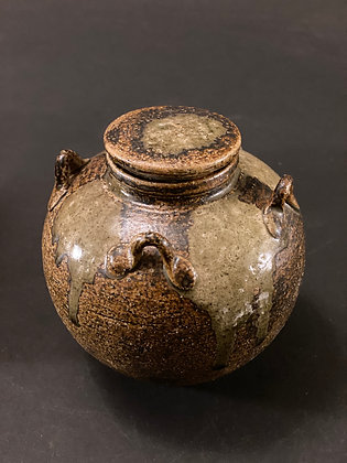 Tea jar, Shigaraki  [TI-V 1098]
