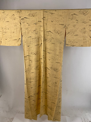 Kimono [T-K 1021]