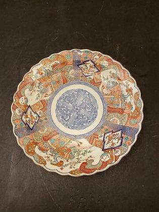 Big Imari Plate  [DW-P 1137]