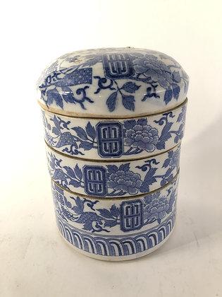 Ceramic Jubako [DW-J 225]