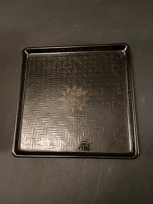 Lacquer Serving Tray  [H-T 1113]