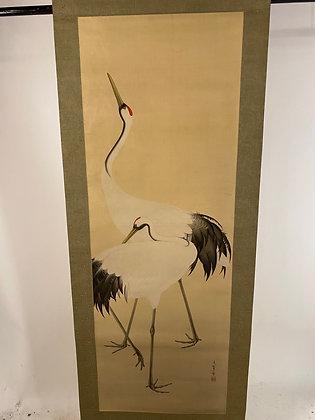 Crane Scroll [A-S 1006]