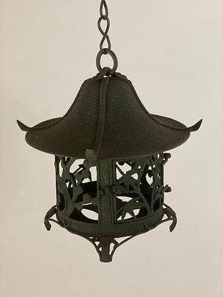 Bronze Garden Lantern  [G-L 1008]