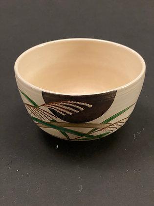 Tea bowl, Kyoyaki [TI- C 1020]