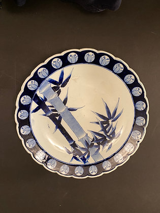 Imari Big Plate [DW-P 1034]