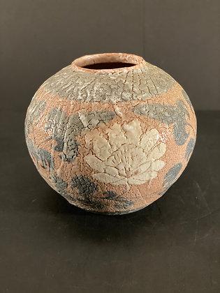 Shino Vase  [H-V 1178]