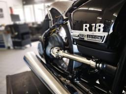BMW R18 Umbau