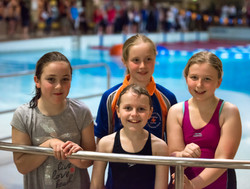 4 of our newest swimmers
