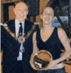 Mayor trophy