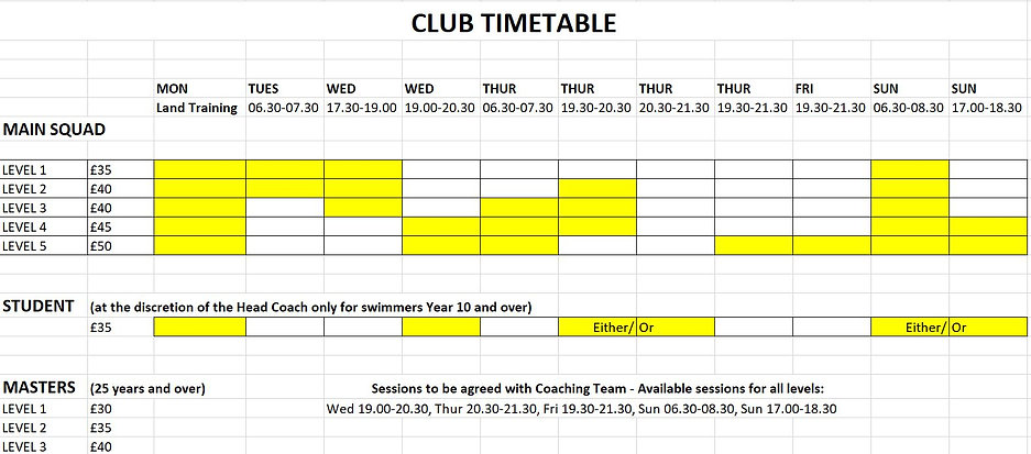 Club Timetable March 2019.JPG