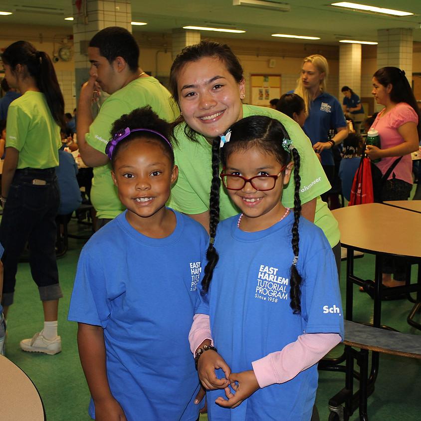 Volunteer with East Harlem Tutorial Program Summer Program