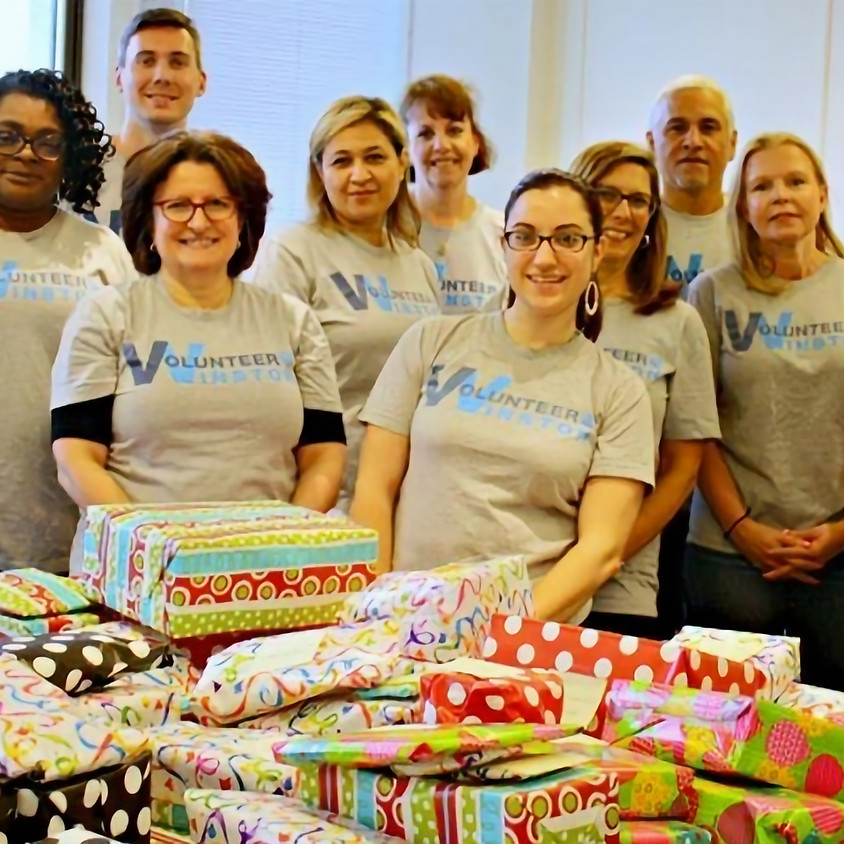 """""""Birthday in a Box"""" Community Service Event With Volunteers of America"""