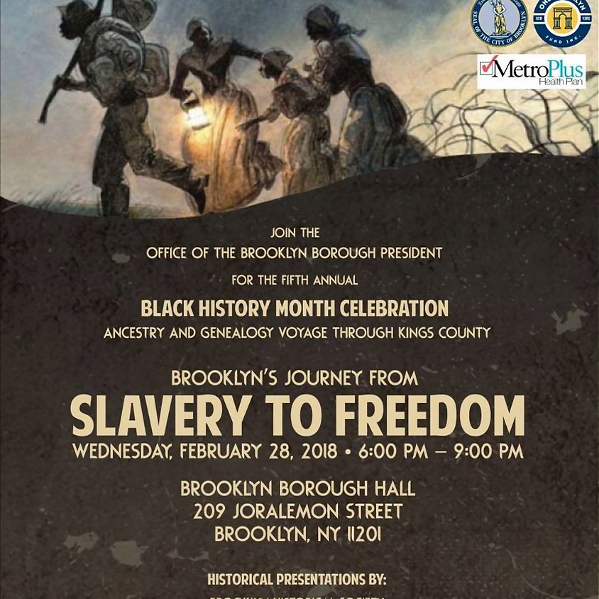 Brooklyn Borough President Black History Month Celebration