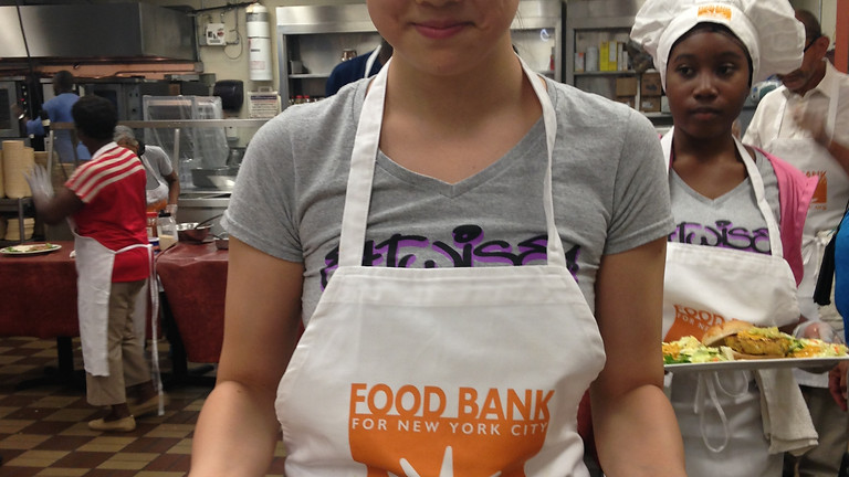 Serve Meals to Harlem with the Food Bank for NYC