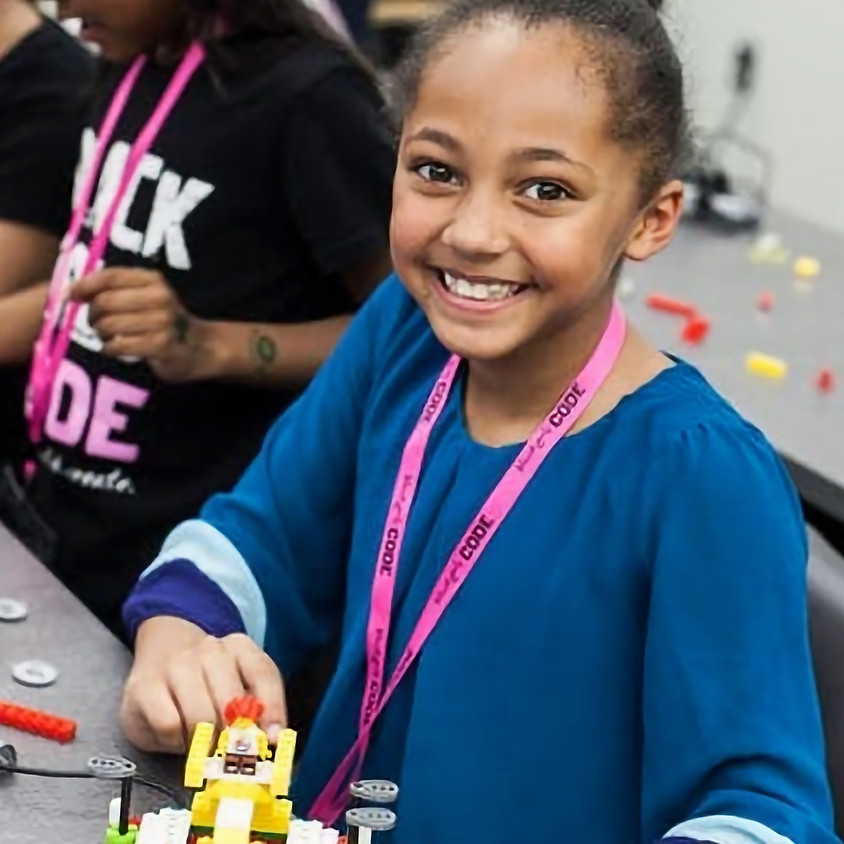 Black Girls CODE New York Chapter Presents: Robot Expo!