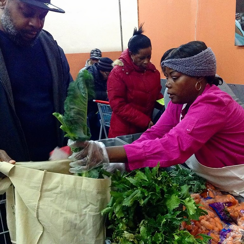 Volunteer with Bed-Stuy Campaign Against Hunger!