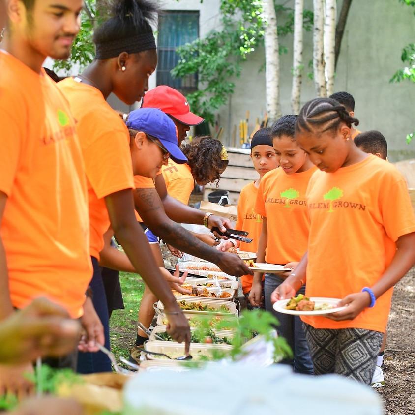 Volunteer with Harlem Grown
