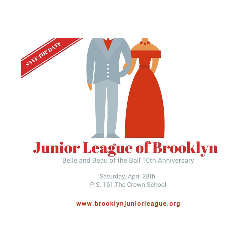 Brooklyn Junior League Belle and Beau of The Ball