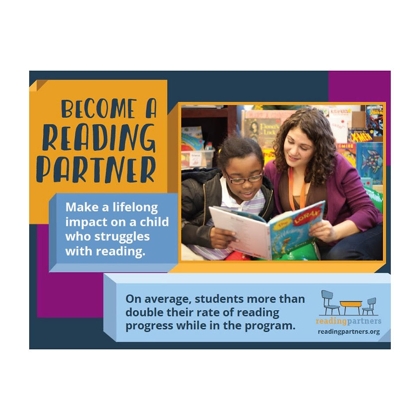 Become a Reading Partner
