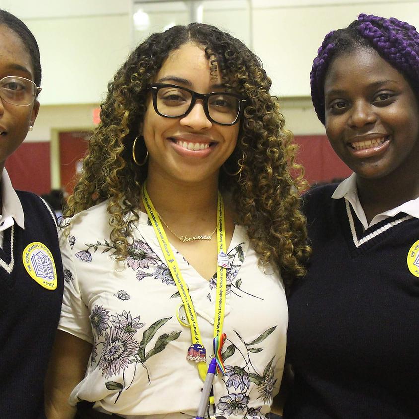 Volunteer Opportunity with the Young Women's Leadership School of Queens