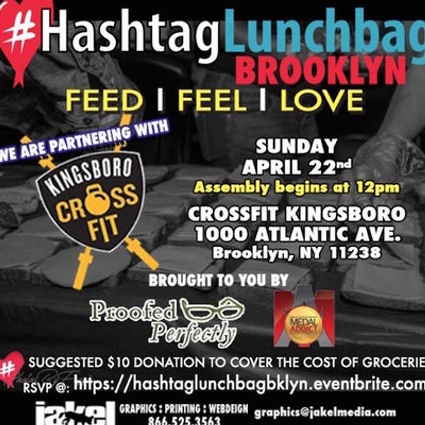 Hashtag Lunchbag Brooklyn