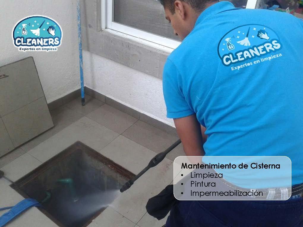 Limpieza de Cisterna