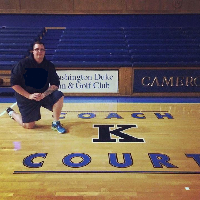 Duke - SP Coach K Crt