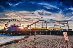 Santa-Monica-Pier-HDR