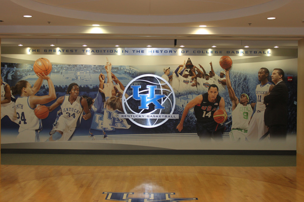 UK Basketball facilities