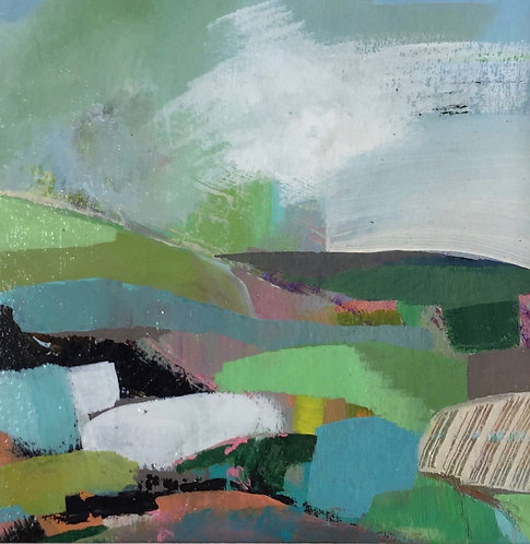Patchwork Fields SOLD