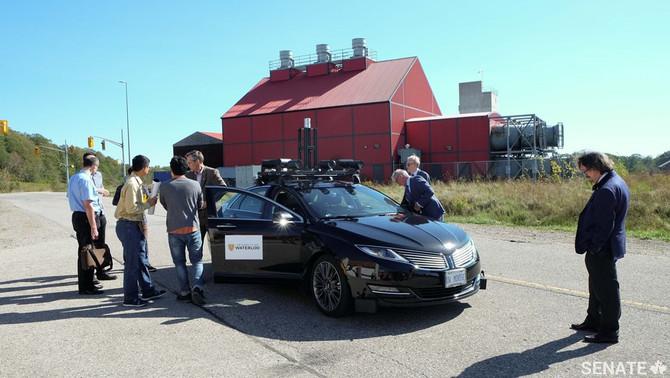 Canadian Senate Report on Autonomous Driving