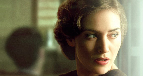 Kate Winslet in a promotional image for HBO's Mildred Pierce