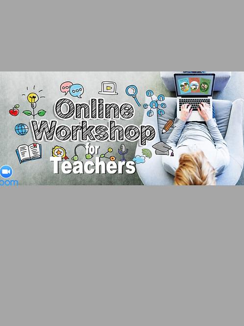 June 10 ECE Teacher Workshop