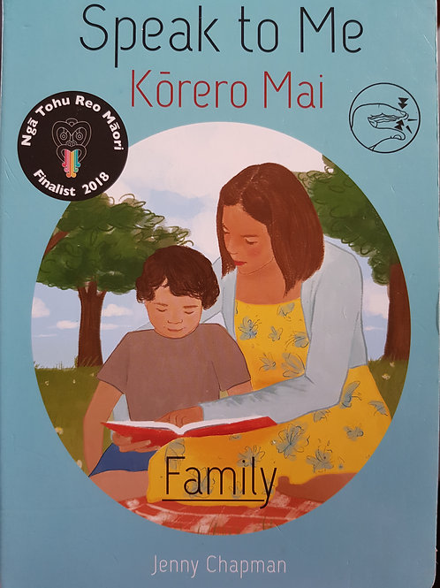 """Family"" Kōrero Mai - Speak to Me"