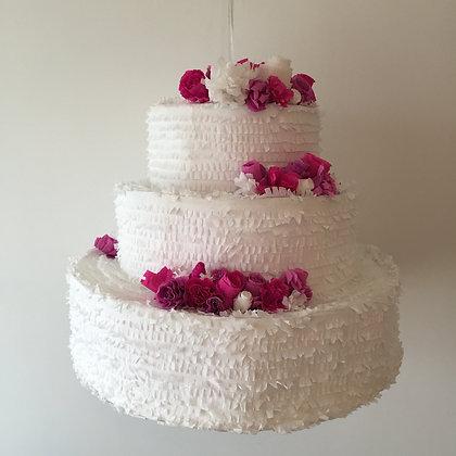 Piñata : wedding cake