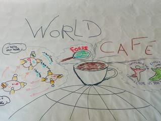 Intelligence collective sous forme de World Café