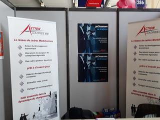 Action Cadres 56 répondait présent au forum de la vie associative de Vannes !