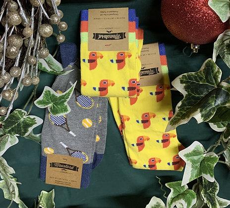 Fun socks for adults!