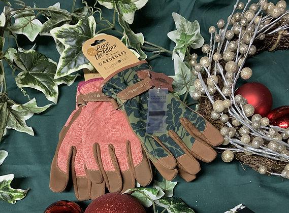 Gardening Gloves - Oak Leaf