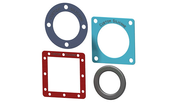 Custom Silicone Rubber Gaskets