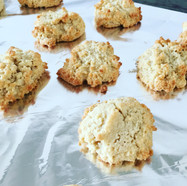 No Flour Almond cookies