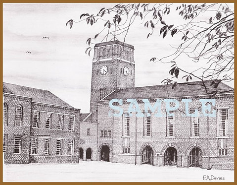 Wigan Grammar School